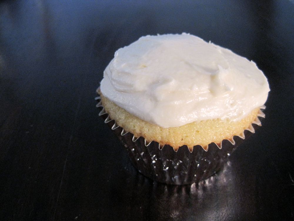 """Cupcake Muffin: """"Old Fashioned"""" Cupcakes"""