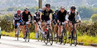 Manchester Chester Manchester Sportive 06/04/2014