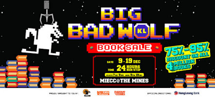 The Big Bad Wolf Books Sale 2016