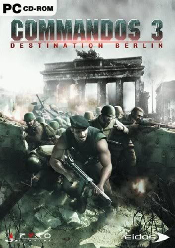 Commandos3DestinationBerlin PC DV Download Game Commandos 3 Link Fshare