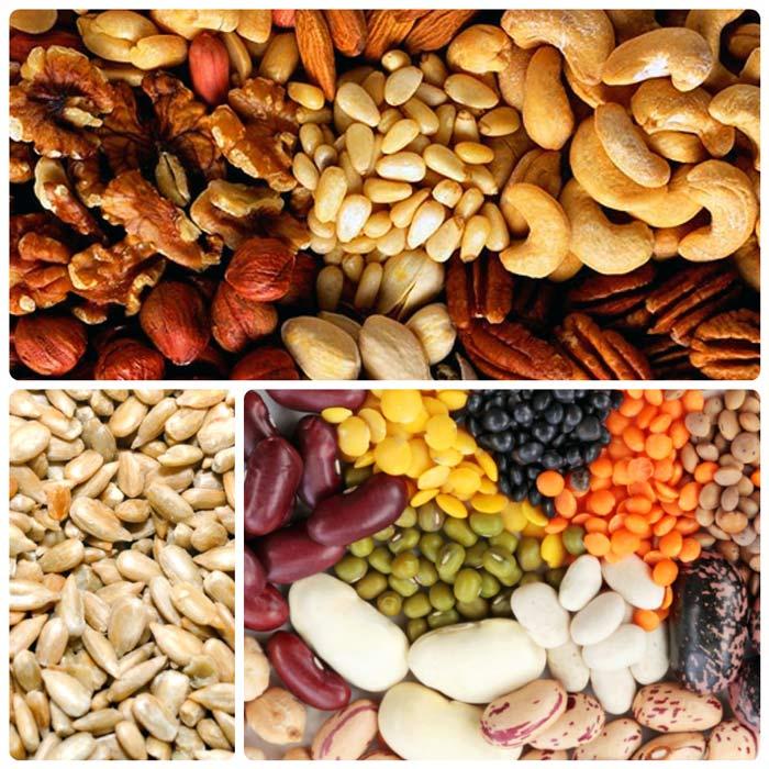 В каких продуктах содержится лецитин