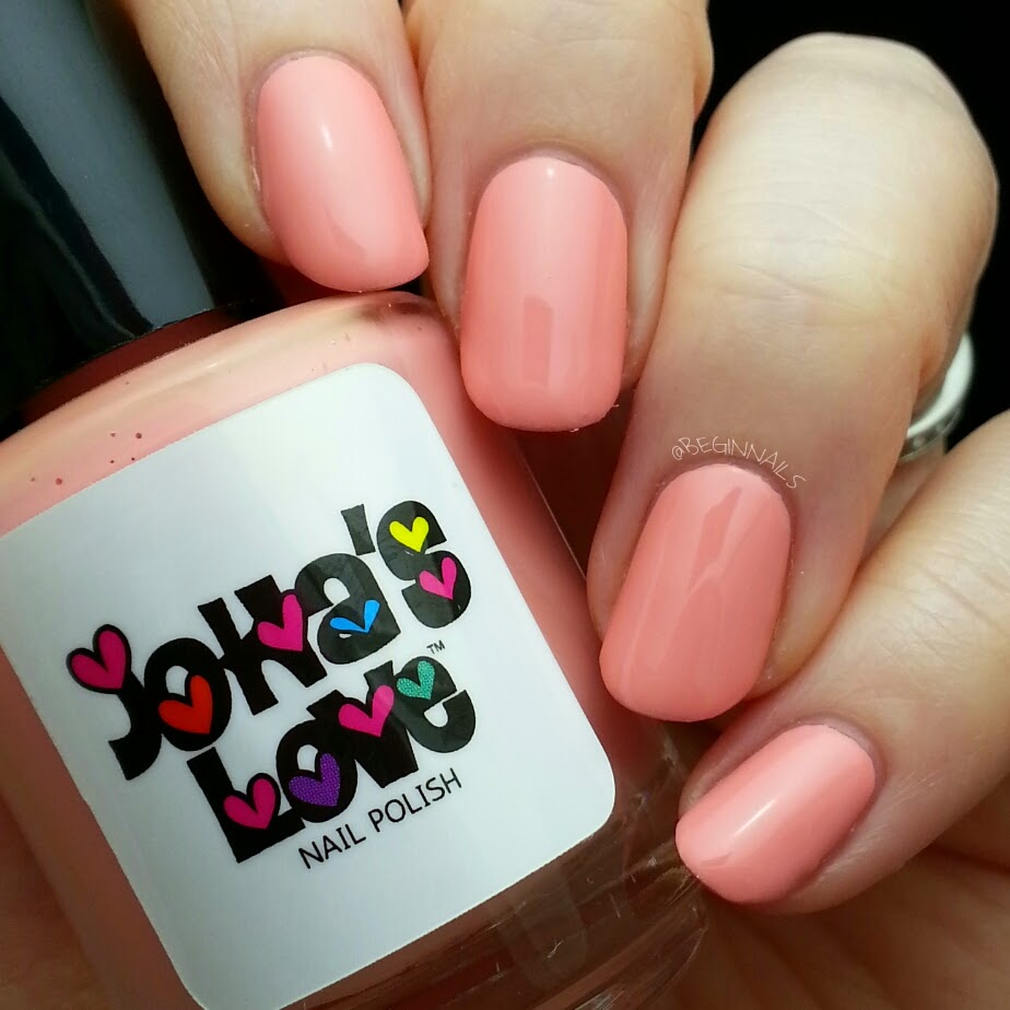 let s begin nails joha s love nail polish spring 2015 collection