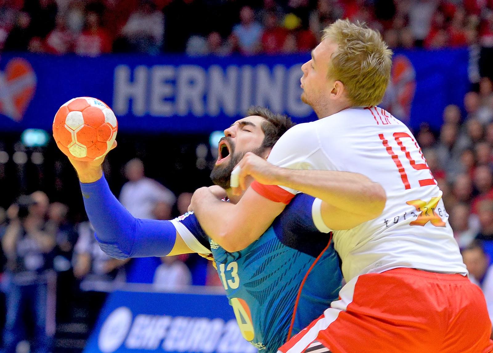 denmark france handball