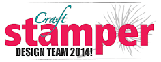 Current Craft Stamper Design Team Member