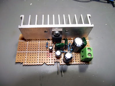 Amplificador com TDA2002