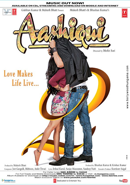 Brand Poster of 'Aashiqui 2'