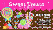 Sweet Treats Candy Buffet