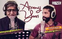Wazir | Amitabh Bachchan, Farhan Akhtar