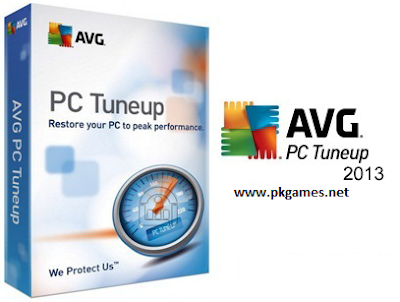 AVG PC Tuneup 2013 + Serial Key And Crack Free Download