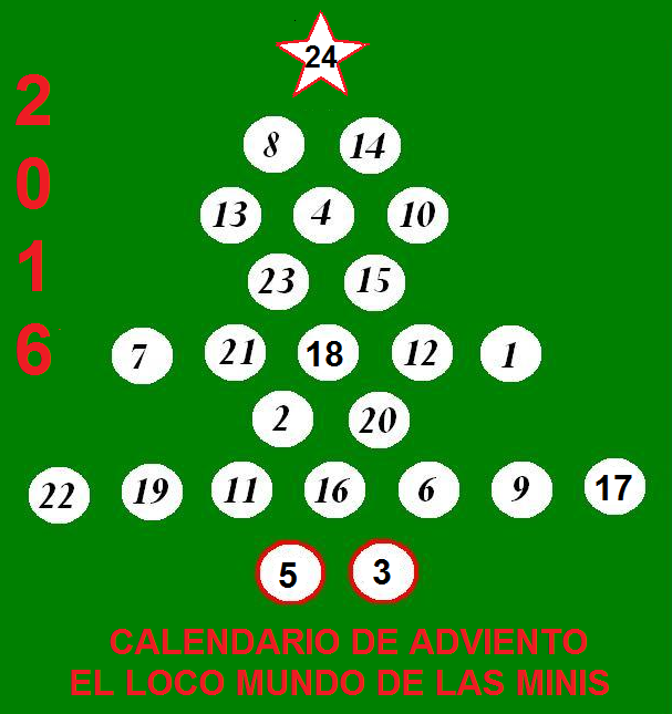 calendario de adviento 2016