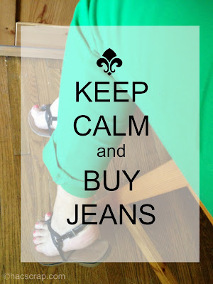Styling Green Jeans | Mid-Life Mom Fashion