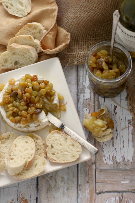 Citrus Compote With Honey And Golden Raisins Recipes — Dishmaps