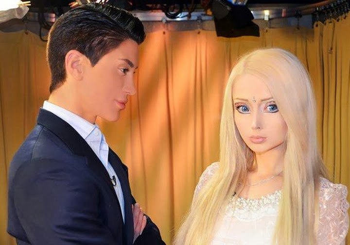 Barbie Doll Couple HD Wallpapers Free Download