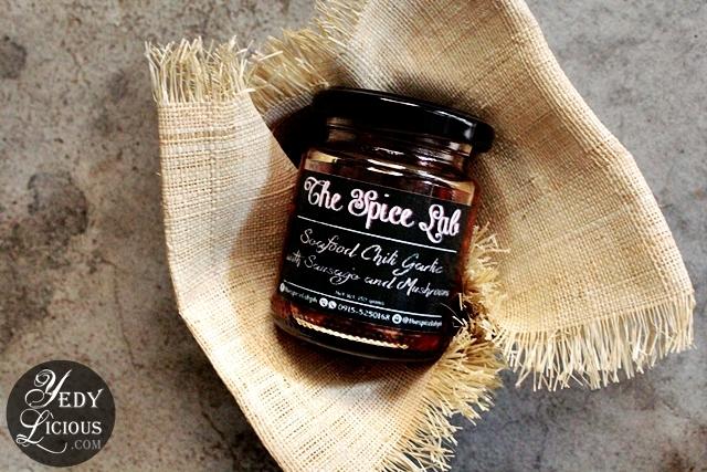 The Spice Lab PH Seafood Chili Garlic Sauce