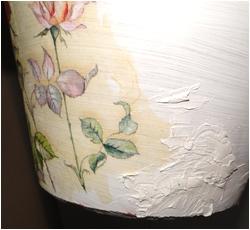 id es de papillon d corer un pot en terre cuite. Black Bedroom Furniture Sets. Home Design Ideas