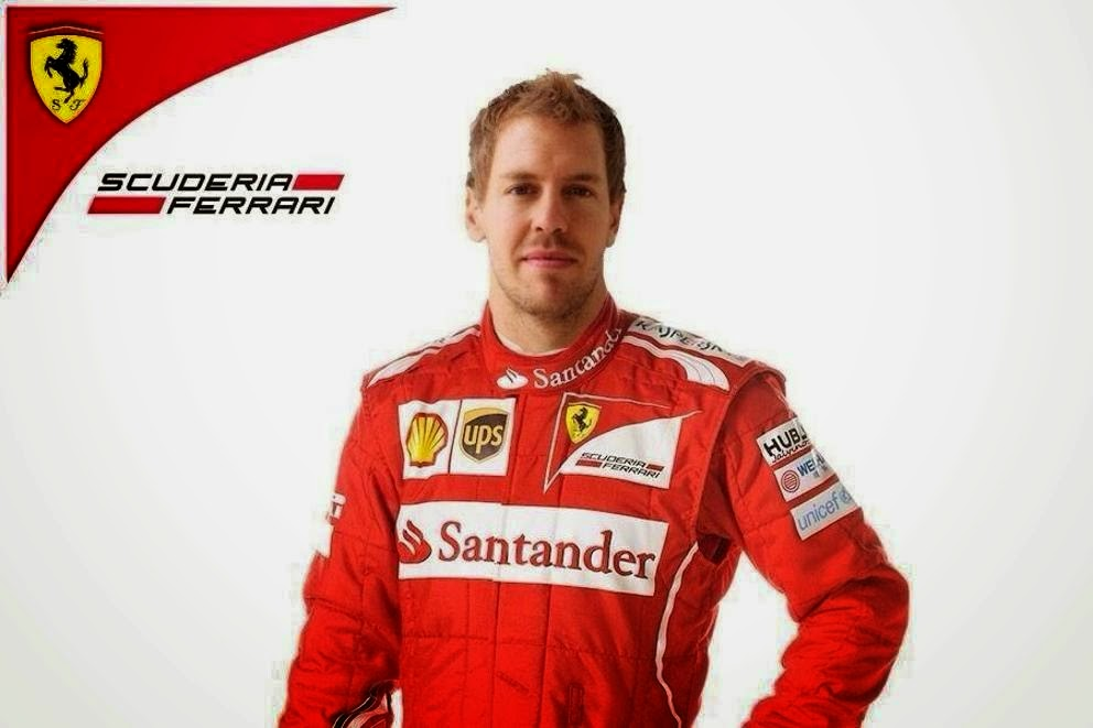 Vettel first week together very satisfying ferrari, sebastian Vettel  joined ferrari