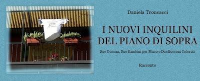 I nuovi inquilini del piano di sopra - Daniela Troncacci