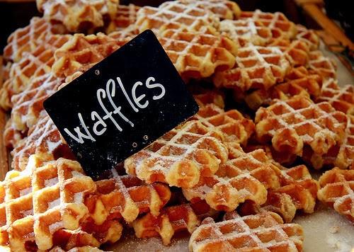 Afbeeldingsresultaat voor belgian liege wafels pictures