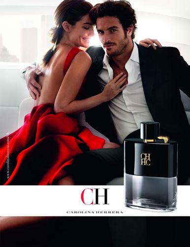 fragancia CH Men Privé de Carolina Herrera para hombre