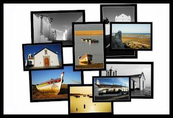 Coleção de postais de Cacela Velha