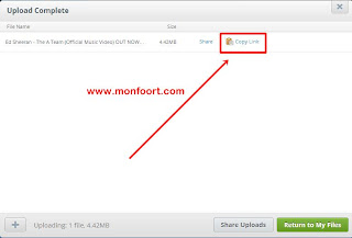 Cara Upload File Di Mediafire