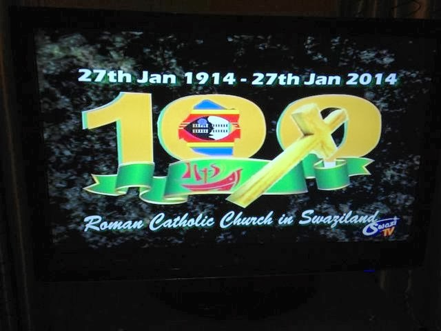 Our centenary celebration: Passion for Jesus and for his people
