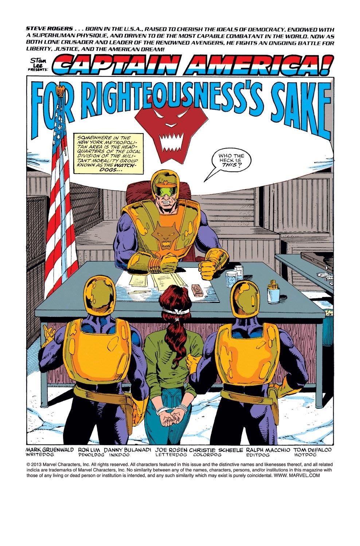 Captain America (1968) Issue #386 #319 - English 2