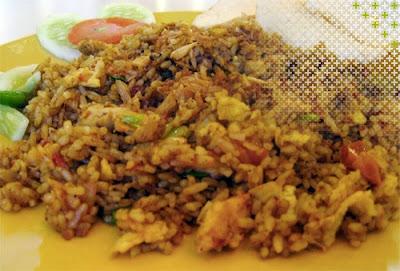 Resep Masakan Nasi Goreng Terasi