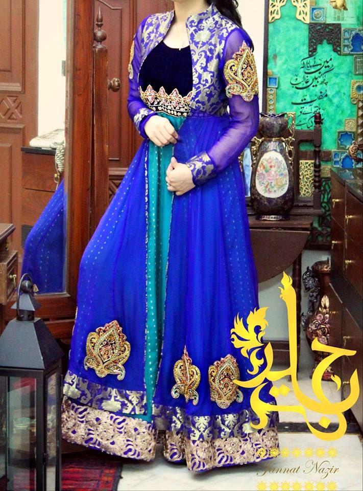 Pakistani Open Shirt Anarkali 2014 | Search Results | Movie Database ...