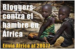 AYUDA A AFRICA