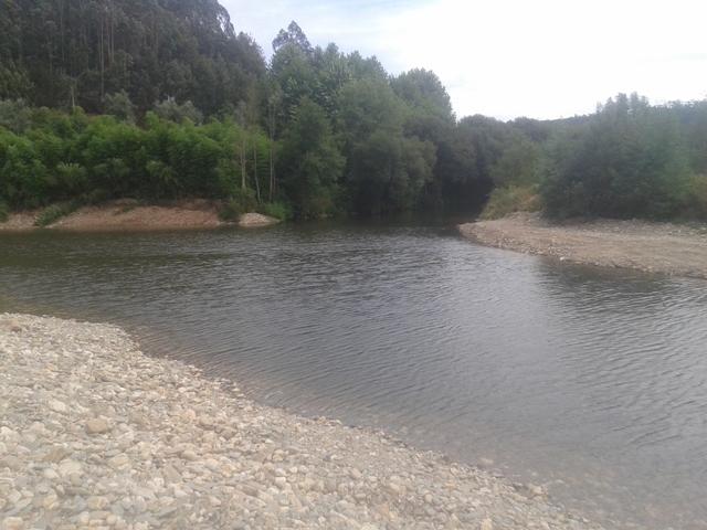 Praia Fluvial dos Rios Alfusqueiro e Agadão