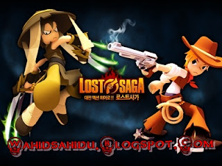 Cheat LS Lost Saga 13 Mei 2012 Terbaru