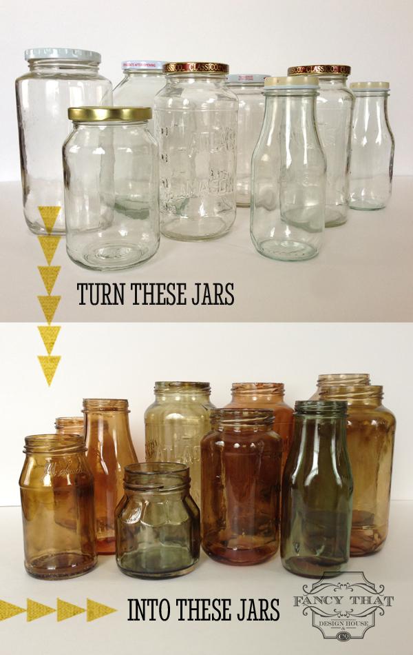 http://fancythatdesignhouse.com/colored-tinted-glass-jars/