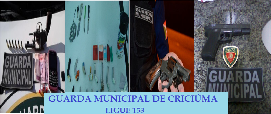 GUARDA MUNICIPAL DE CRICIÚMA