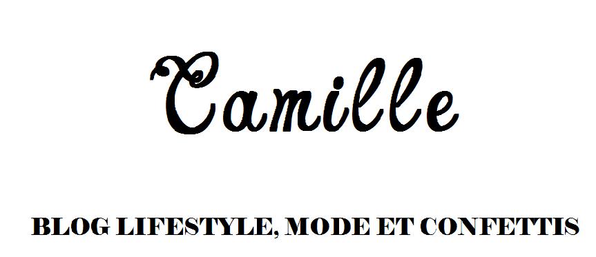 Camille & confettis