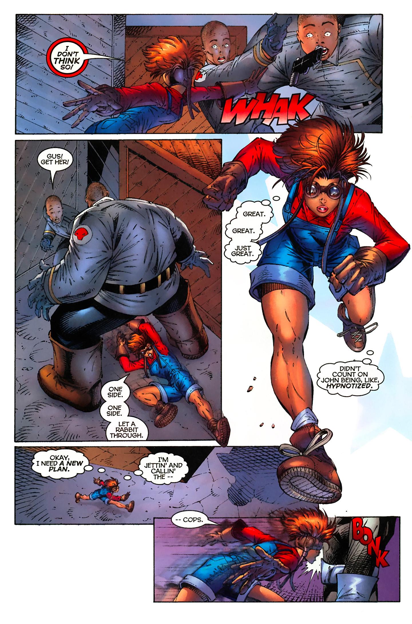 Captain America (1996) Issue #4 #4 - English 5