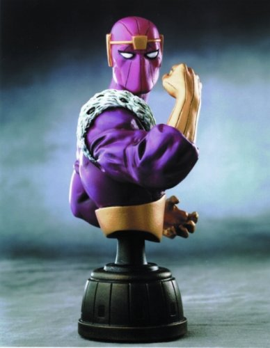 Baron Zemo Character Review - Mini Bust Product