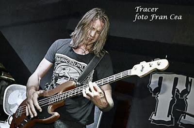 Crónica concierto Tracer Burgos junio 2012