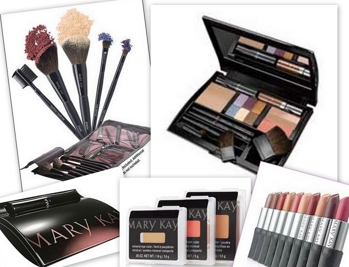 acessem o site www marykay com br ou falem comigo os produtos sao