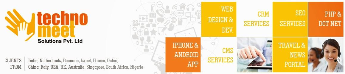 Php Web Development, Web & Software Development Company India - Technomeet