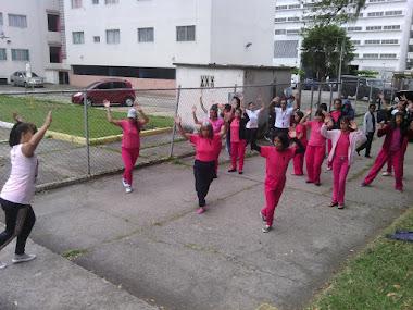 Idenna-Merida y Misión Negra Hipólita de la mano celebrando su aniversario