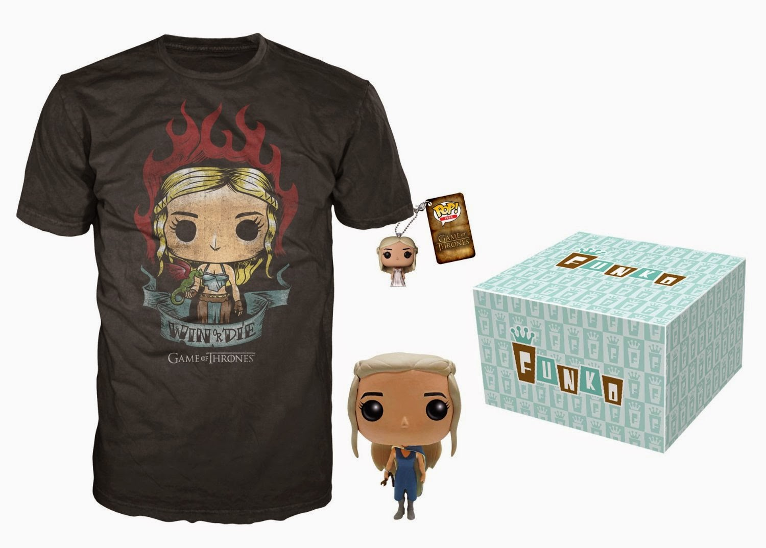 Amazon Exclusive Daenerys Bundle