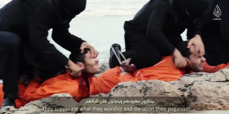 barbarie islamique