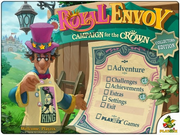 Royal Envoy 3 Collector's Edition Free