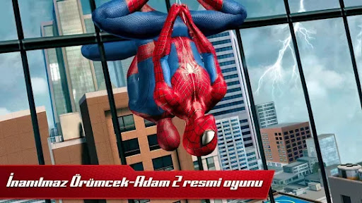 The Amazing Spider-Man 2 Offline Apk Data v1.1.0ad