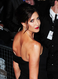 Lisa Snowdon At The Elle Style Awards