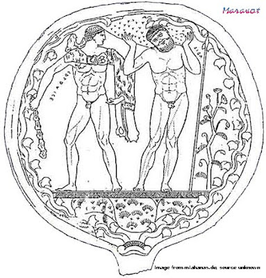 heracles and atlas act Shazam (originally named shazamo) was a wizard of great power with the ability to call upon the aptitudes of the great elders such as achilles, atlas, hercules, mercury, solomon and zeus, shazam also has the ability to bestow great power unto a selected champion 9000 years ago, when he was a.