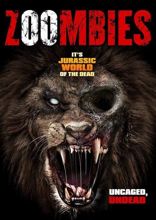 Zoombies Torrent - Blu-ray Rip 1080p Legendado (2016)