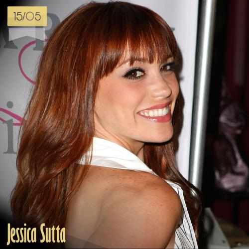 15 de mayo | Jessica Sutta - @IamJessicaSutta | Info + vídeos