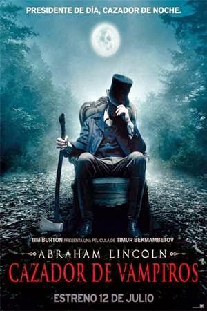Imagen Abraham Lincoln: Cazador de Vampiros DVDRip Latino